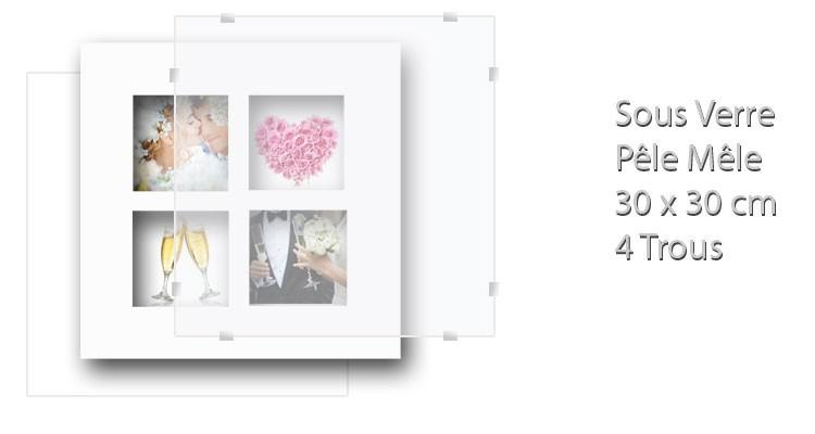 p le m le photo 30 x 30 cm sur sous verre a. Black Bedroom Furniture Sets. Home Design Ideas